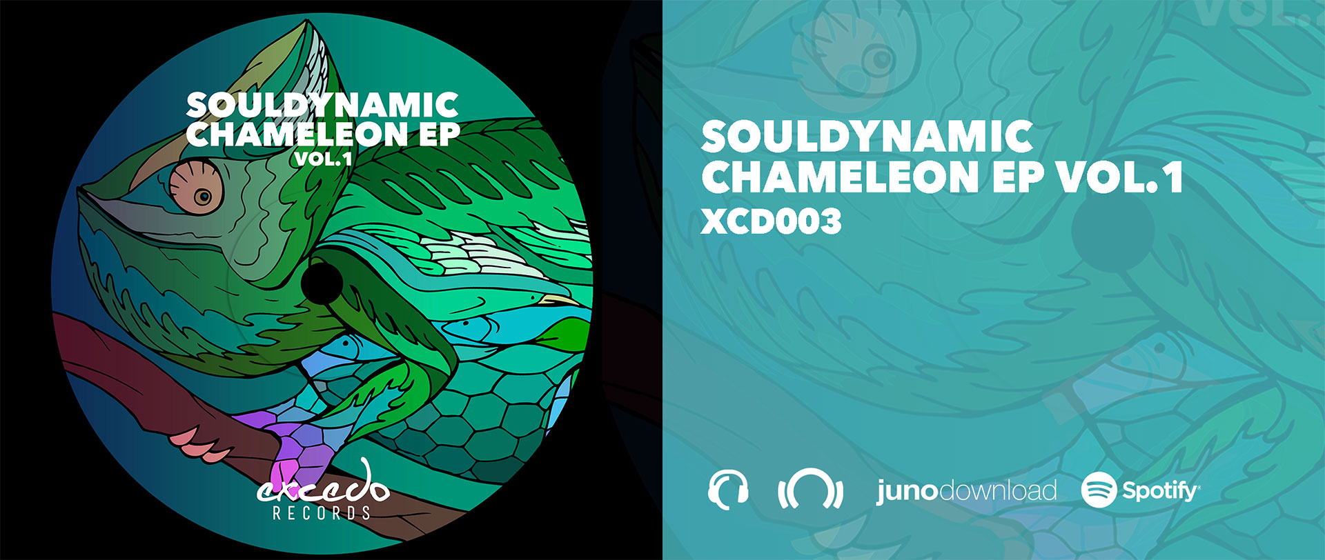 Chameleon EP Vol.1 OUT NOW!