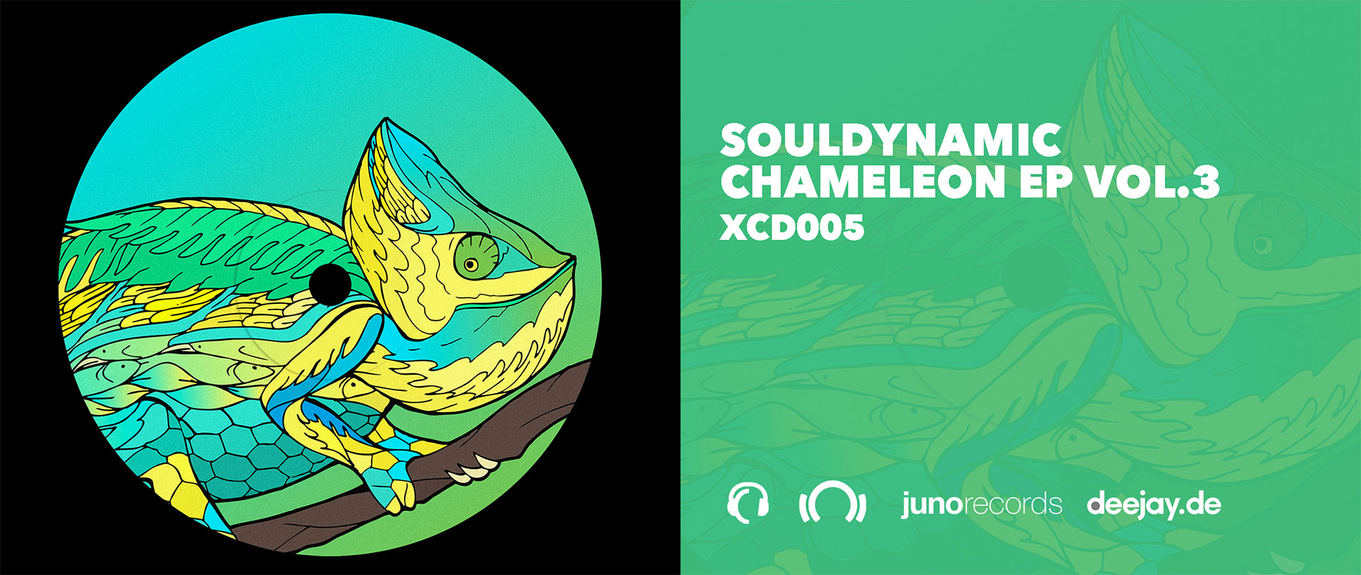 Chameleon EP Vol.3 OUT NOW!